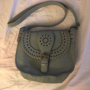 Mint Green Mossimo Shoulder Bag